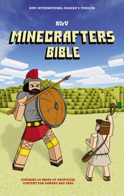 Book NIrV Minecrafters Bible, Hardcover by Zondervan