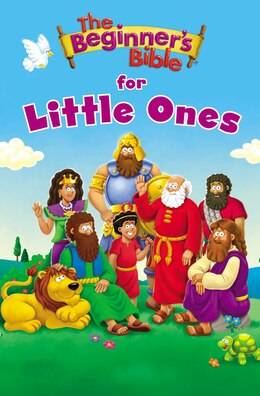 Book The Beginner's Bible For Little Ones by Zondervan