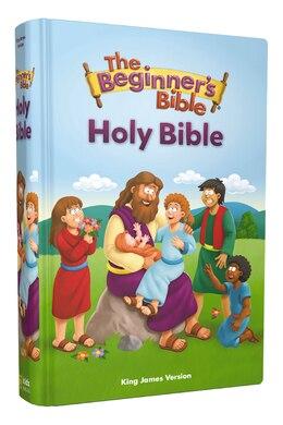 Book KJV The Beginner's Bible Holy Bible, Hardcover by Zondervan