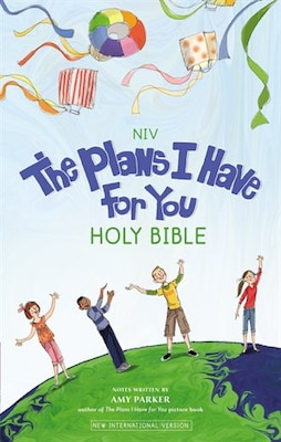 Book Niv The Plans I Have For You Holy Bible, Hardcover by Amy Parker
