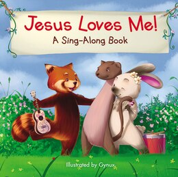 Book Jesus Loves Me by Gynux