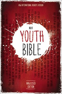 Book Youth Bible, Hardcover: Nirv, Anglicised Edition by Zondervan