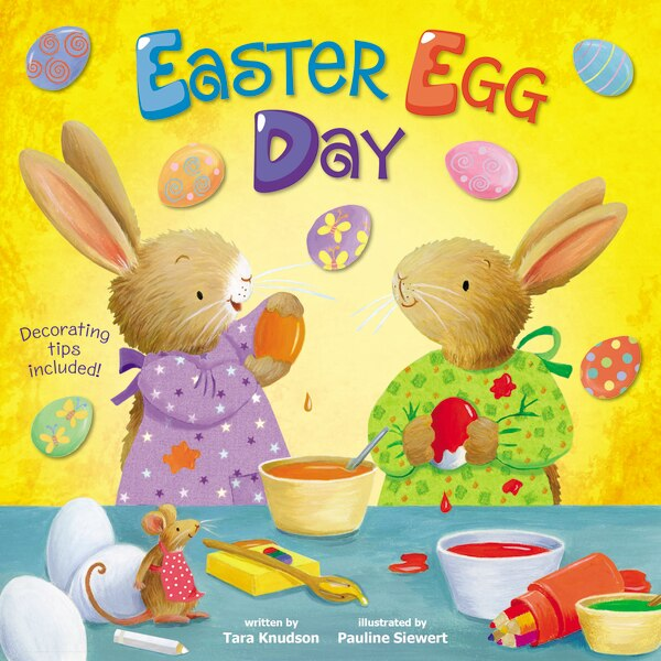 Easter Egg Day by Tara Knudson