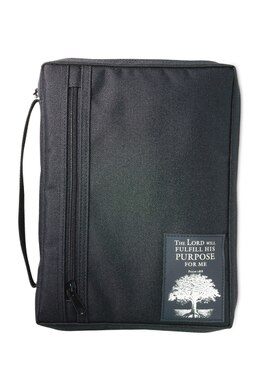 Book Purpose-Driven® Life Patch Book & Bible Cover Extra Large by Rick Warren