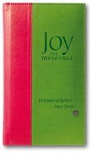Joy for a Woman's Soul Deluxe: Promises to Refresh the Spirit