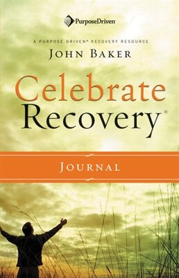 Book Celebrate Recovery Journal by John Zondervan