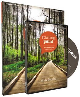 Book Starting Point Conversation Guide Revised Edition With DVD: A Conversation About Faith by Andy Stanley