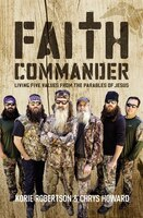 Faith Commander: Living Five Values from the Parables of Jesus