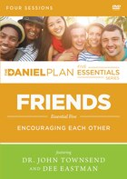 The Daniel Plan Essentials Series/Friends - A DVD Study: Encouraging Each Other