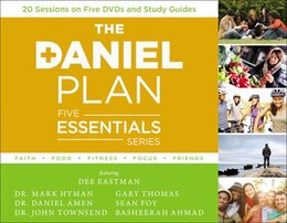 Book The Daniel Plan Essentials Church-Wide Campaign Kit by Dee Eastman