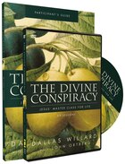 The Divine Conspiracy Participant's Guide with DVD: Jesus' Master Class for Life