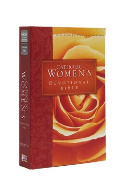Book NRSV, Catholic Women's Devotional Bible, Paperback: Featuring Daily Meditations by Women and a… by Ann Spangler