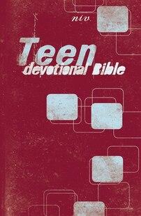 NIV, Teen Devotional Bible, Hardcover: Devotions for Teens, Written by Teens