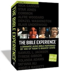 Inspired By...The Bible Experience: New Testament Unabridged CD: A Dramatic Audio Bible Performed…