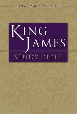 Book KJV Zondervan Study Bible, Personal Size, Paperback by Ed E. Hindson