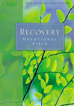 Book Recovery Devotional Bible, Paperback: New International Version by Verne Becker