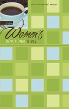 Niv, New Women's Devotional Bible, Hardcover