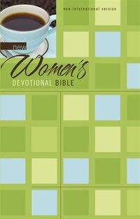 Niv, New Women's Devotional Bible, Hardcover