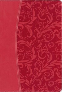 Niv, Quest Study Bible, Imitation Leather, Pink: The Question and Answer Bible