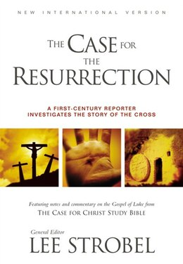 Book NIV, The Case for the Resurrection, Paperback: A First-Century Investigative Reporter Probes… by Lee Strobel