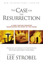 NIV, The Case for the Resurrection, Paperback: A First-Century Investigative Reporter Probes…