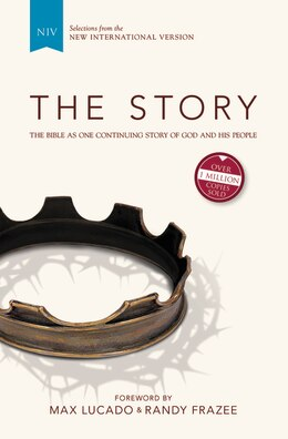 Book NIV, The Story, Hardcover: The Bible as One Continuing Story of God and His People by Zondervan