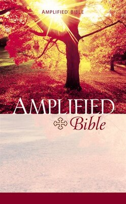 Book Amplified Mass Market Bible, Paperback by Zondervan