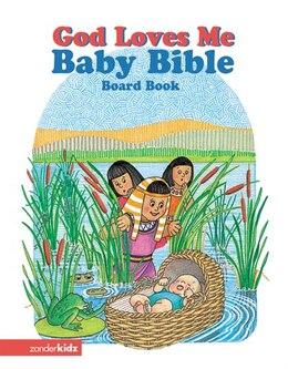 Book God Loves Me Baby Bible by Susan Elizabeth Beck