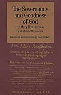 Book The Sovereignty And Goodness Of God: With Related Documents by Mary Rowlandson