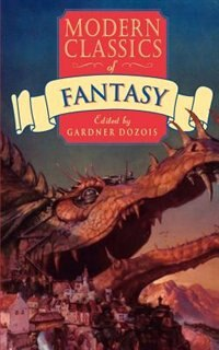 Book MODERN CLASSICS OF FANTASY P by Dozois Dozois