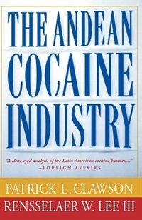 Book The Andean Cocaine Industry by Patrick Clawson