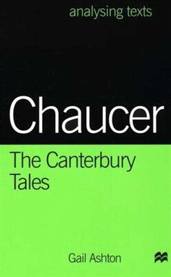 Book Chaucer: The Canterbury Tales by Gail Ashton