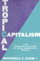 Tropical Capitalism: The Industrialization Of Belo Horizonte, Brazil