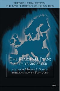 The Marshall Plan: Fifty Years After
