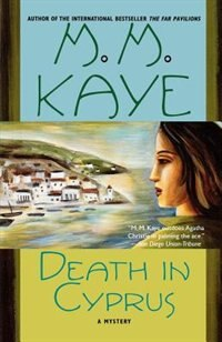 Book Death In Cyprus: A Novel by M. M. Kaye