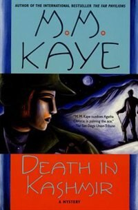 Book Death in Kashmir: A Mystery by M. M. Kaye