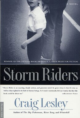 Book Storm Riders: A Novel by Craig Lesley