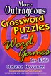 More Outrageous Crossword Puzzles and Word Games for Kids by Helene Hovanec