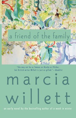 Book A Friend of the Family by Marcia Willett