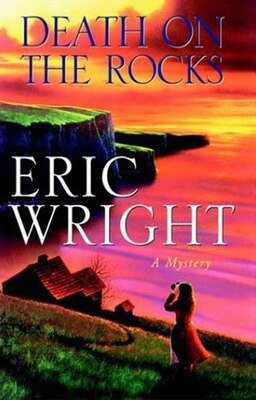 Book Death on the Rocks by Eric Wright