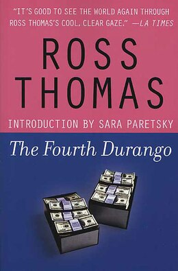 Book The Fourth Durango by Ross Thomas