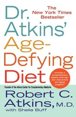 Book Dr. Atkins' Age-Defying Diet by Robert C. Atkins