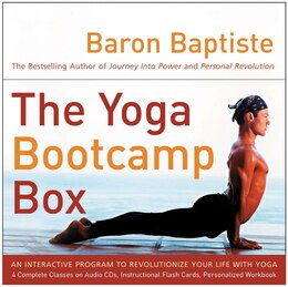 Book The Yoga Bootcamp Box: An Interactive Program to Revolutionize Your Life with Yoga by Baron Baptiste