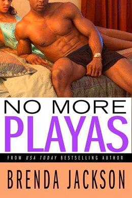 Book No More Playas by Brenda Jackson