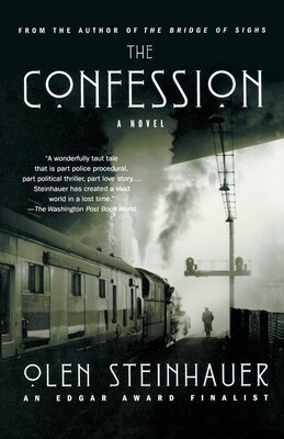 Book The Confession: A Novel by Olen Steinhauer