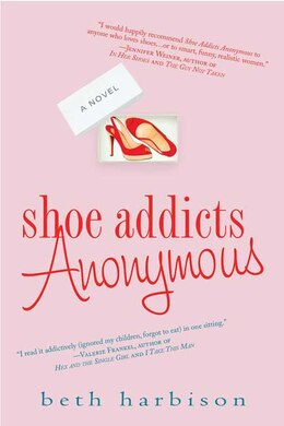 Book Shoe Addicts Anonymous by Beth Harbison