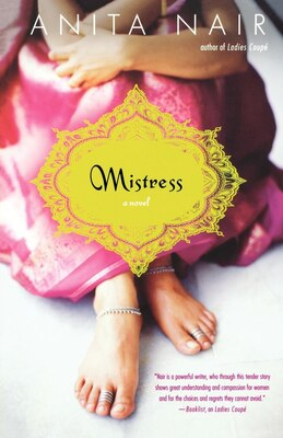 Book Mistress: A Novel by Anita Nair