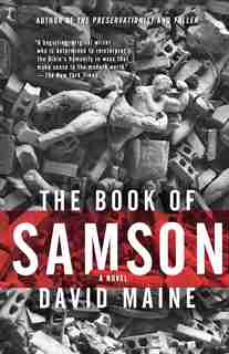 The Book of Samson: A Novel by David Maine