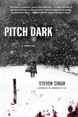 Book Pitch Dark by Steven Sidor