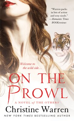 Book On the Prowl by Christine Warren